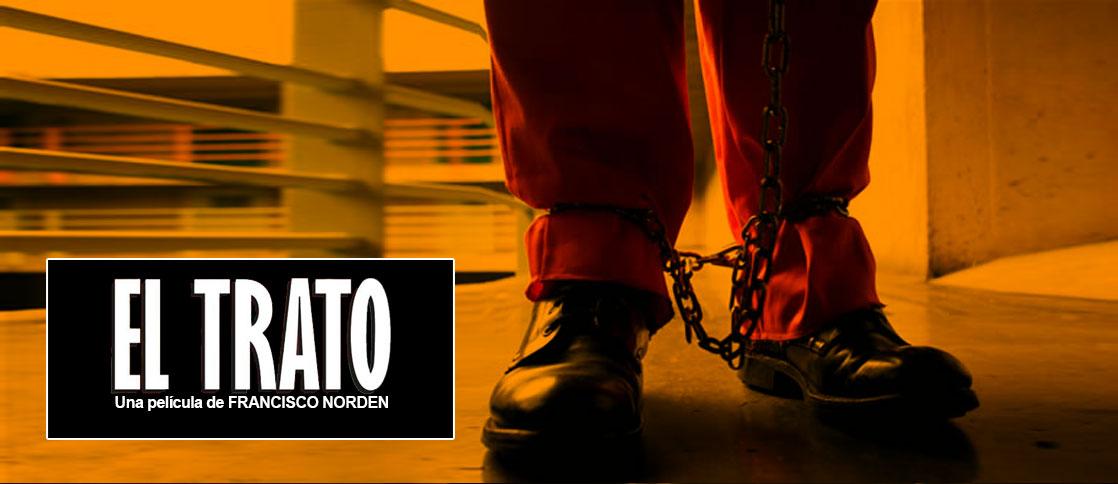 Diego Trujillo actúa en la película El trato. Una producción que se suma a sus participaciones en el cine colombiano.