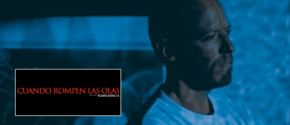 Cuando rompen las olas es una película colombiana que contó con la actuación de Diego Trujillo y Pablo Trujillo.