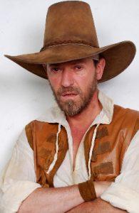 En La Pola Diego Trujillo interpreta a Domingo García. Foto: RCN
