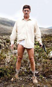 "Diego Trujillo interpreta a Walter Blanco ""Heisenberg"" Foto: Teleset"