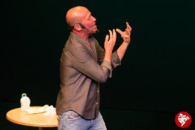 Foto: Teatro Nacional Maria Camila Salamnca