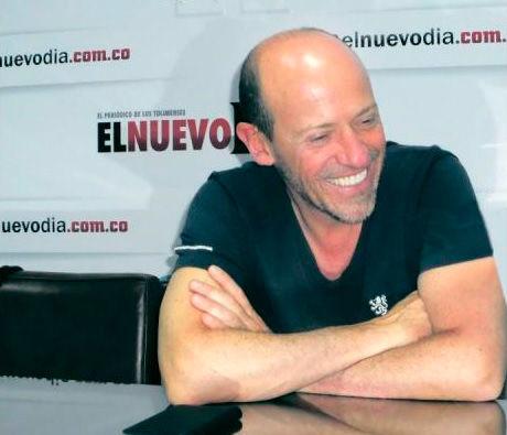 Entrevista del diario El Nuevo Día sobre lo que piensa Diego Trujillo del matrimonio. Foto: El Nuevo Día