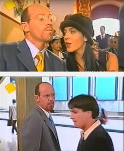 Diego Trujillo participó en Perro Amor interpretando a Gonzalo Cáceres