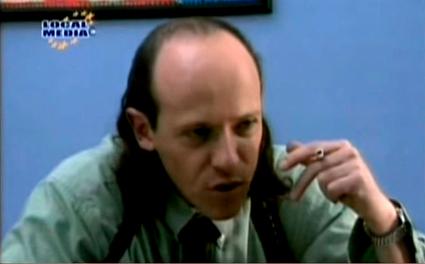 Diego Trujillo interpreta a Martín Pedraza en Por Que Diablos? Diego Trujillo y Manolo Cardona en Por Que Diablos? foto: cempro canal uno