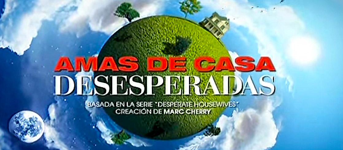 Desesperadas Canal RCN - Vista Producciones / Diego Trujillo interpreta a Armando Koppel