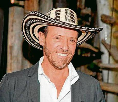 Diego Trujillo es cincuenta por ciento costeño. Foto: Cortesía de Canal Caracol para El Universal