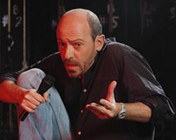 Diego Trujillo en Que Desgracia tan infinita Foto: Teatro Nacional